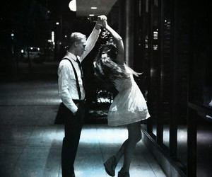ask, couple, and dance image