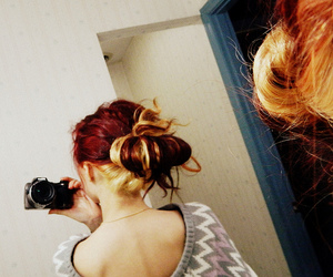 flickr, hair, and style image