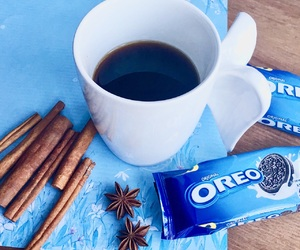 blue, coffee, and Cookies image