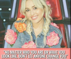 miley cyrus and quotes image