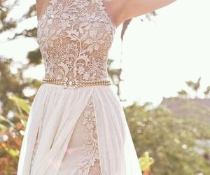 beautiful, dresses, and style image