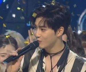 junmyeon, exo, and suho image