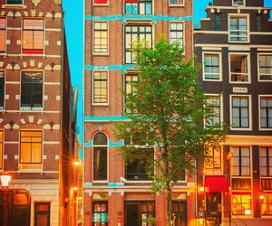 amsterdam, travel, and netherlands image
