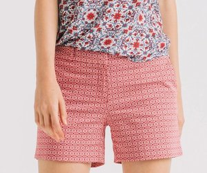 cherry, flower, and shorts image