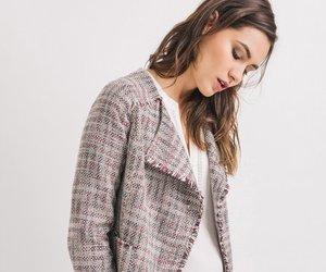 blazer, jacket, and rock image