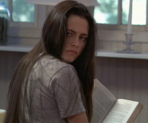 kristen stewart, grunge, and book image