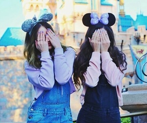 disney and friendship image