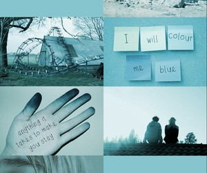 aesthetic, all the bright places, and jennifer niven image