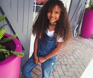 curls, curlyhair, and doll image