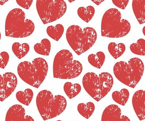heart, pattern, and wallpaper image
