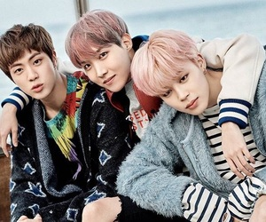 jin, jimin, and bts image
