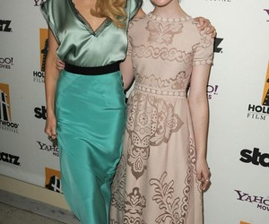 amber heard and Elle Fanning image