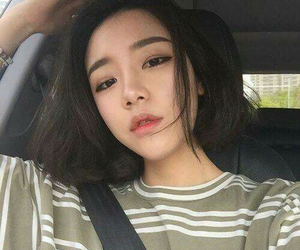 asia, korean girl, and style image