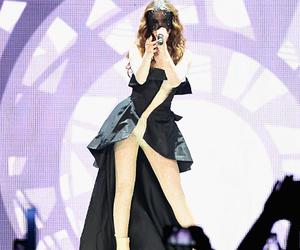 beautiful, performance, and selena gomez image