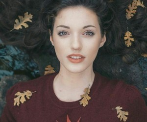autumn, brown hair, and eyebrows image