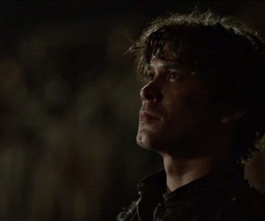 bellamy, 1x04, and the100 image