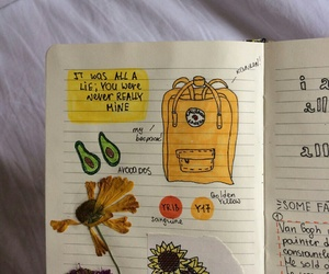 art, journal, and cute image