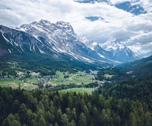 landscape, nature, and paradise image
