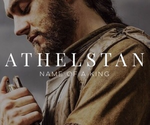 vikings, athelstan, and george blagden image