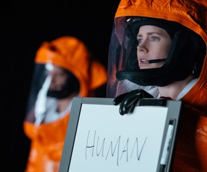 arrival and movie image