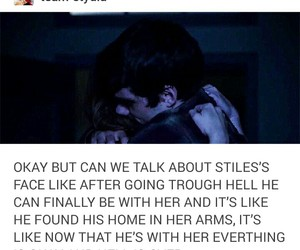amor, lydia, and teen wolf image