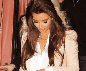 kim kardashian, hair, and kim image
