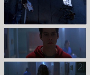 backgrounds, teen wolf, and dylan o'brien image
