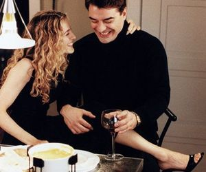 love, sex and the city, and Mr Big image