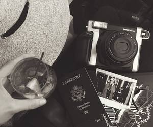 b&w, black and white, and travel image