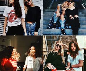 girls, style, and friends image