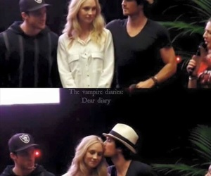 actor, ian somerhalder, and tvd image
