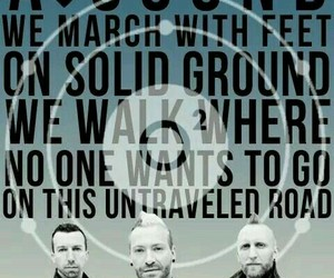 thousand foot krutch, untraveled road, and tfk image