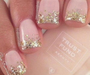 glitter, Nude, and pink image