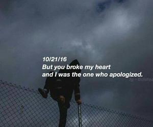 sad and grunge image