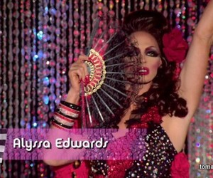 make up, Queen, and rupaul's drag race image