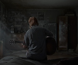 the last of us, videogame, and the last of us 2 image