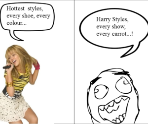 funny, one direction, and hannah montana image