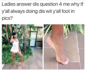 i'm guilty, black girl curve, and to+show+the+leg image