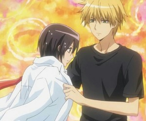 kaichou wa maid sama, anime, and love image