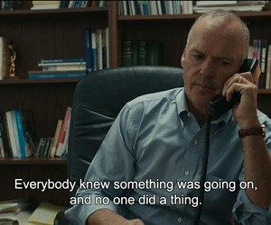 quote, spotlight, and movie image