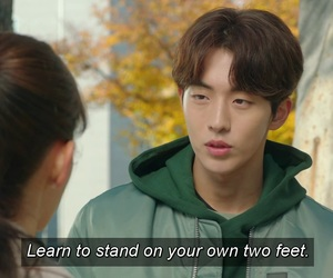 keep fighting, korean, and kdrama image