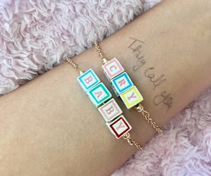 bracelet, cry baby, and crybaby image