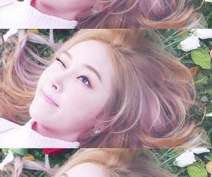 jessica, korea, and kpop image