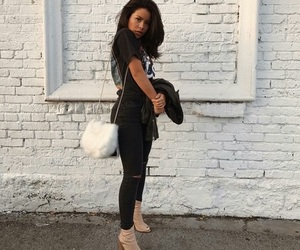 cierra ramirez, the fosters, and style image