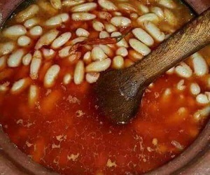 biber, turkish food, and kuru fasulye image