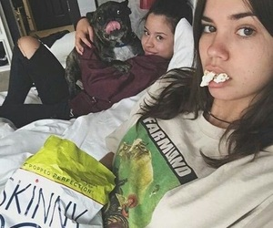 maia mitchell, cierra ramirez, and the fosters image