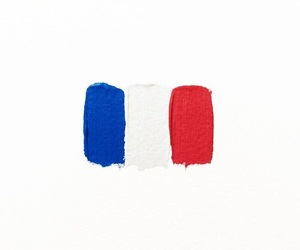 flag, france, and aesthetic image