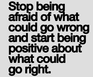 positive and quote image