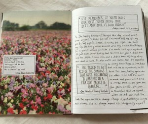 diary, journaling, and notebooks image