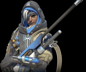 overwatch ana png image